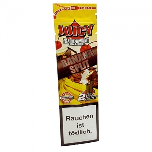 Juicy Blunts Banana Split