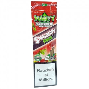 Juicy Blunts Erdbeere