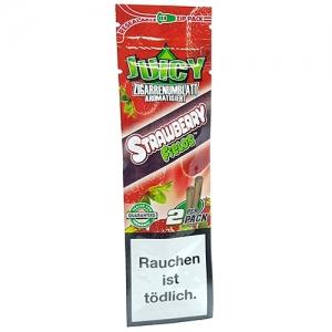 Juicy Blunts Erdbeere