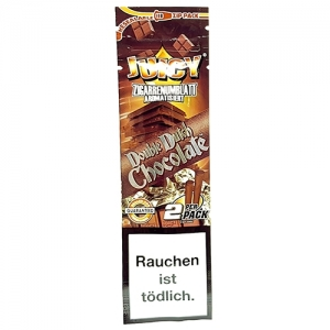 Juicy Blunts Double Dutch Chocolate