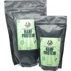 Hanfprotein