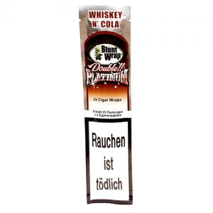Blunt Wrap - Whiskey n Cola