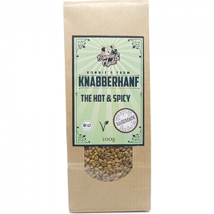 Knabberhanf The Hot & Spice