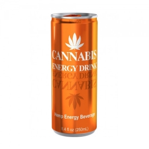 Cannabis Energy Mango, 250ml