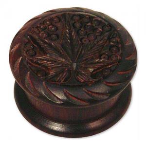 Holzgrinder, 45mm, Rosenholz