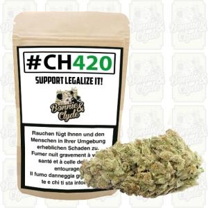 CH420 CBD Blüten