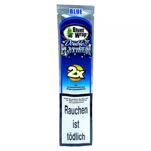 Blunt Wrap - Blue