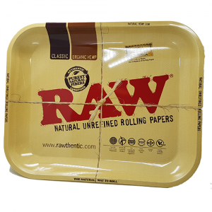 RAW Metal Rolling Tray Drehunterlage - medium