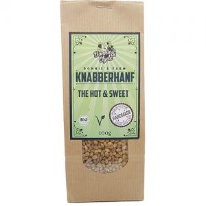 Knabberhanf The Hot & Sweet