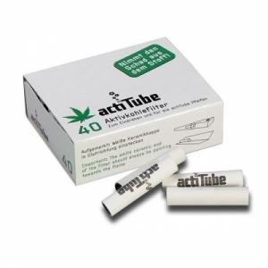 actiTube Aktivkohlefilter 40er