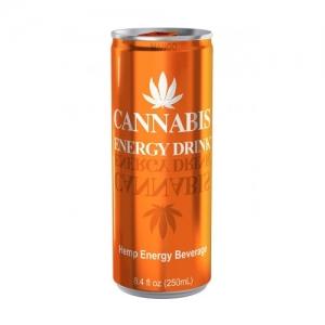 Cannabis Energy Mango, 250ml