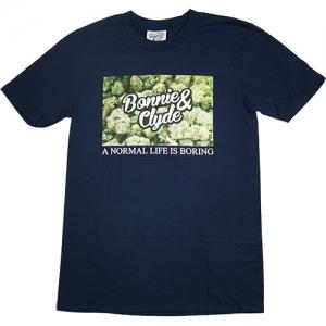 Bonnie & Clyde T-Shirt Buds (Navy)