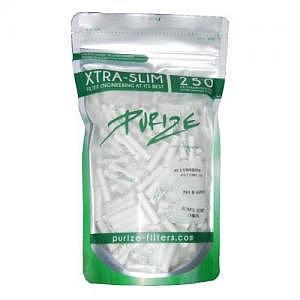 Purize Slim Aktivkohlefilter 250 Stk.